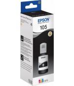 Контейнер Epson 105 с черными пигментными чернилами (C13T00Q140)
