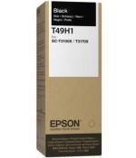 Контейнер с чернилами Epson T49H1, черный (C13T49H100)