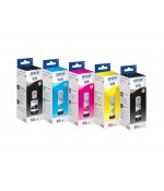 Набор контейнеров для 5-ти цветной Фабрики печати Epson (5 шт.).