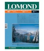 Фотобумага Lomond матовая 1*180г, 25л, А4 (0102037)