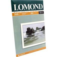 Фотобумага Lomond матовая 2*200г, 25л, А4 (0102052)