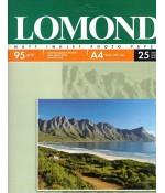 Фотобумага Lomond матовая 1*95г, 25л, А4 (0102130)