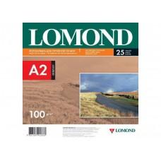 Фотобумага Lomond Матовая односторонняя A2 100 г/кв.м. 25 л. (0102137)