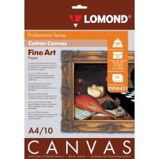 Холст Lomond Natural Cotton Canvas Dye A4 340 г/м2 10л (0908431)