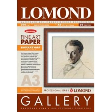 Бумага Lomond Fine ART Paper Velour А3 1*290г, 20л (0911332)