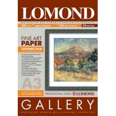Бумага LOMOND Fine-Grainy Natural White - зернистая фактура, А3, 165 г/м2, 20 листов  (0912132)
