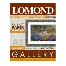 Бумага Lomond Fine ART Paper GRAINY 2х180г,20л,А3  (0912132)