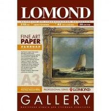 Бумага LOMOND Middle-Linen Natural White - льняная фактура, А3, 210 г/м2, 20 листов (0913132)