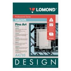 Бумага Lomond для дизайн. работ Лабиринт 1х200г,10л,глян. (0924041)