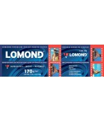 Рулонная фотобумага Lomond Super Glossy Bright 329мм*8*50,8 мм, 170 г/м2, 8 м (1101106)
