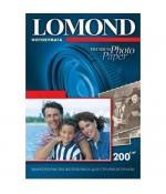 Фотобумага Lomond c/глянцевая 1*200г,750л,10х15 (1106203)