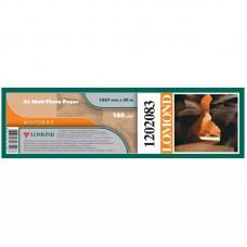 Бумага Lomond матовая 1*140г,1067х30х50,8, рулон (1202083)