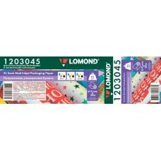 Бумага Lomond упаковочная полуматовая, 95 г/м2, 610мм*30м*50,8м (1203045)