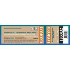 Бумага Lomond синтетическая самоклеящаяся 180г/м2,(914х30х50,8) (1206032)