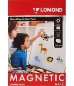 Фотобумага для струйной печати с магнитной подложкой, A4 Lomond 2020345