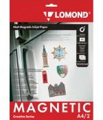 Фотобумага для струйной печати с магнитной подложкой мат, A3 Lomond 2020348