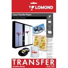 Lomond Термотрансферная бум для лазерн., A4, 50л 140г/м2  (0807435)