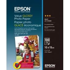 Фотобумага Value Glossy Photo Paper 10x15cm (100 л) (C13S400039)