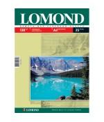 Фотобумага LOMOND A4, 130гр, Photo Глянцевая, 1стор. 25л (0102041)