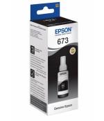Контейнер с чернилами Epson T6731, черный (C13T67314A)