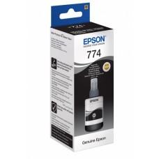 Контейнер с чернилами Epson T7741, черный, пигмент (C13T77414A)