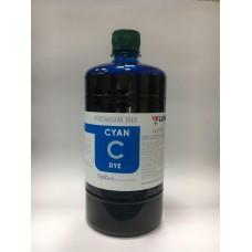 Чернила Lomond для Epson Т0822, Cyan, 1л., водораств.  (LE08-010C)