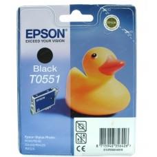 Картридж Epson T0551 black (C13T05514010)