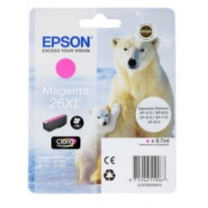 Картридж Epson T2633 XL Magenta (C13T26334010)