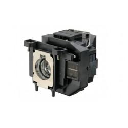 Запасная лампа (ELPLP67) (V13H010L67) для проекторов Epson EB-S02, EB-X02, EB-W02, EB-X11, EB-W11, EB-S12, EB-X12, EB-W12, EB-X14G