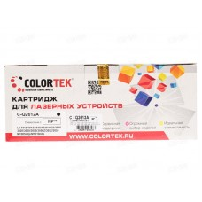Картридж Colortek HP Q2612A