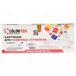 Картридж Colortek HP Q2612A