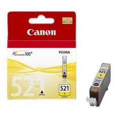 Картридж Canon CLI-521 Yellow (2936B004)