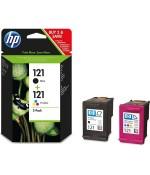 Картридж  HP 121 2-pack (CN637HE)