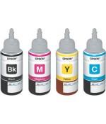 Набор контейнеров для 4-х цветной Фабрики печати Epson (4 шт.).