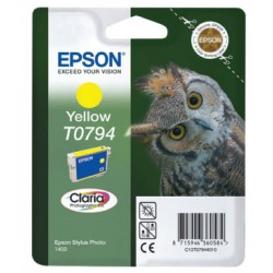 Картридж Epson T0794 (C13T07944A10)