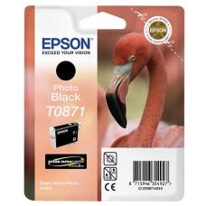 Картридж Epson T0871 (C13T08714010)