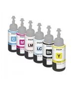 Набор контейнеров для 6-ти цветной Фабрики печати Epson (6 шт.).