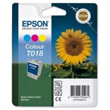 Картридж Epson T018 color (C13T01840110)