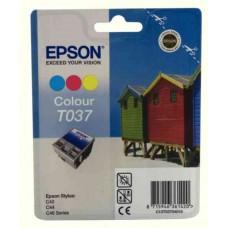 Картридж Epson EPT37040 (C13T03704010)