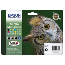 Картридж Epson T079A (C13T079A4A10) (набор)
