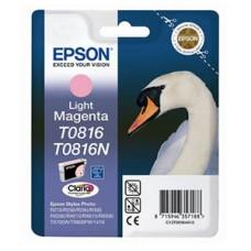 Картридж Epson T0816 (C13T08164A10)