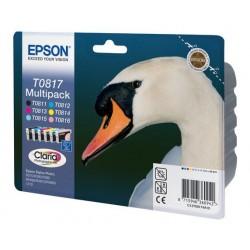 Картридж Epson T0817 (multipack) (C13T08174A10)