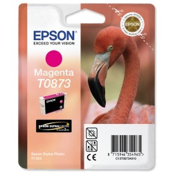 Картридж Epson T0873 (C13T08734010)