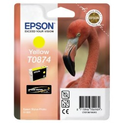 Картридж Epson T0874 (C13T08744010)
