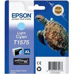 Картридж Epson T1575 (C13T15754010)