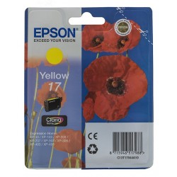 Картридж Epson T1704 (C13T17044A10)