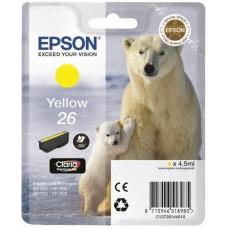 Картридж Epson T2614 (C13T26144010)