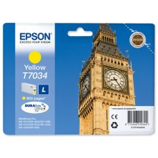 Картридж Epson T7034 (C13T70344010)