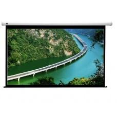 Экран с электроприводом Classic Lyra (4:3) 175x138 (E 170x128/3 MW-S0/W)