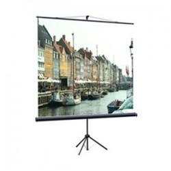 Экран на штативе Classic Libra 220x220 (T 220x220/1 MW-SS/B)